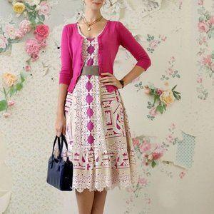 NWT anthropologie Moulinette Soeurs lace Dress